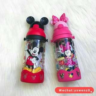 Mickey/minnie water bottle