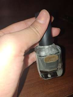 Nail polish / Kutek Silver