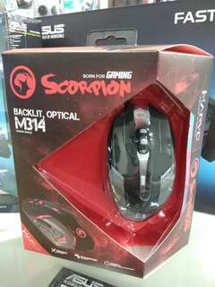 Marvo Scorpion M314 Backlight Wired Gaming Mouse