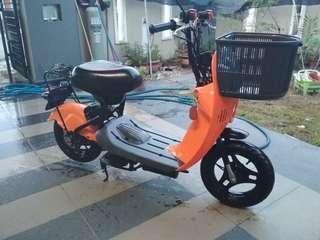 Suzuki choinori 50