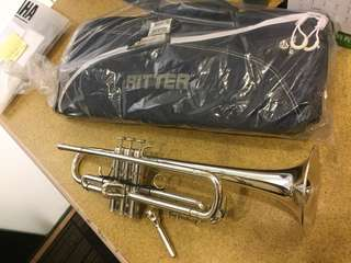 Besson International trumpet- Intermediate
