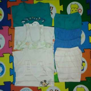 Take all baby clothes 6to1yr