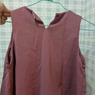 套裝(偏紫)