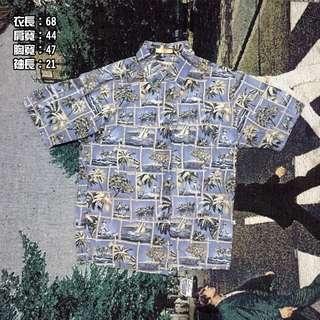 古著 夏威夷襯衫