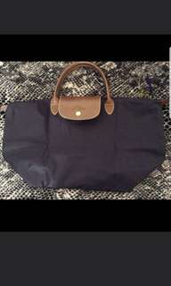 Longchamp Bilberry Medium Short Handle