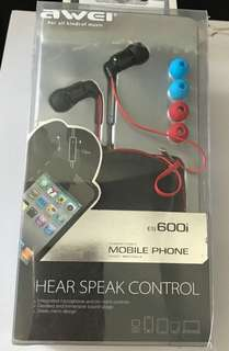 Headset for mobile phone