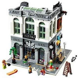 Looking for Lego Modular used