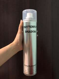 [JUNE PROMO] Butterfly Shadow HairSpray 600ml @$12.90*
