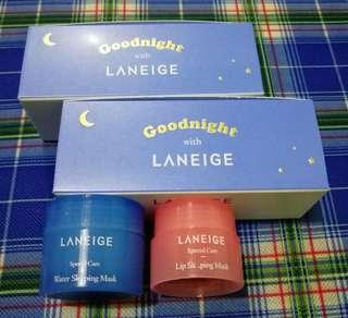 [LANEIGE] Goodnight Sleeping Care Kit 2 Items
