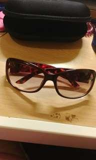 太陽眼鏡 連眼鏡盒 眼鏡布 sunglasses