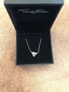 Thomas Sabo Africa necklace with box