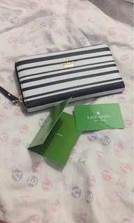 Stripe Kate Spade Wallet
