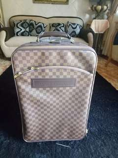 Authentic LV damier luggage