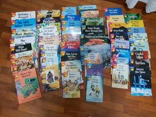 Galaxy English Graded Reading Series