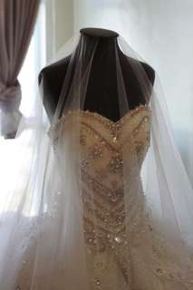 Pre Loves Wedding Gown