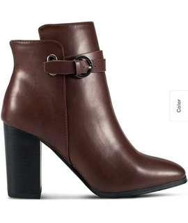 Zalora Uncle Boots