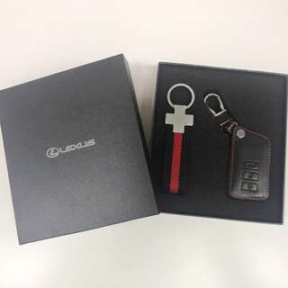 Lexus Key Chain & Case