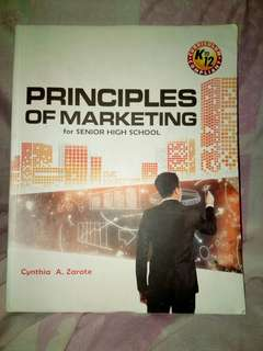 SHS Principles of MKTG