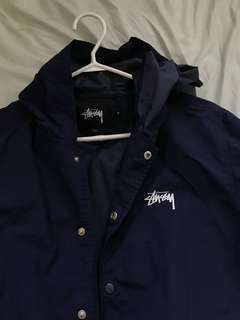 Stussy Back Print Jacket REDUCED