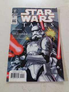 Star wars trooper comics