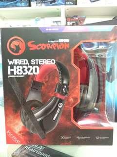 Marvo Scorpion H8320 Wired Gaming Headset
