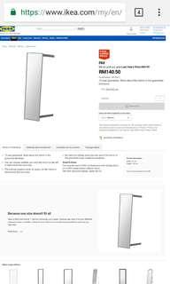 IKEA Mirror Pax