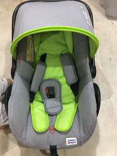 Sweet Cherry Car Seat/ carrier