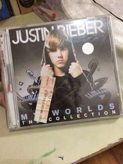 JUSTIN BIEBER MY WORLD