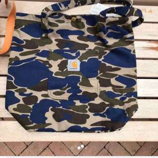 Carhartt Tote bag Camouflage