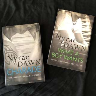 Charade & What A Boy Wants - Nyrae Dawn (Paperback)