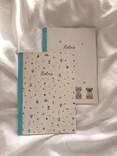 Kikki k note books