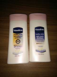 BODY LOTION VASELINE