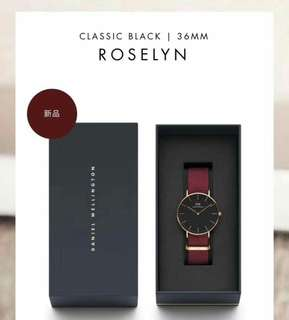 DW Daniel Wellington watch for men women FREE SF!