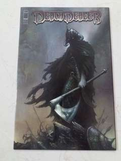 Death dealer comics