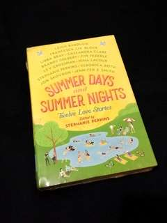 Summer Days and Summer Nights Twelve Love Stories (Hardcover)