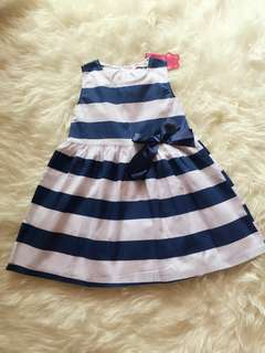 NEW! SALE Dress Blue Stripes