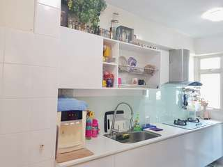 ☎️ 8328 8325 Attractive negotiable Coral Spring HDB flat