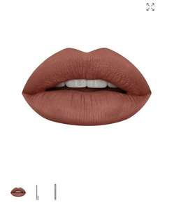 Huda beauty lip contour shade trendsetter