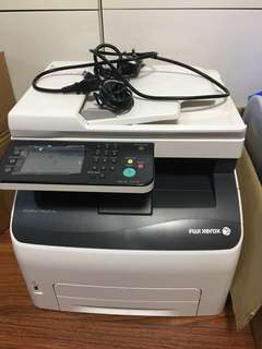 Fuji xerox printer