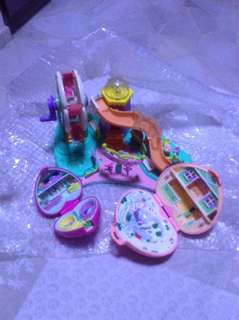 Polly Pockets (will receive all set of 3)