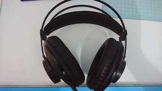AKG K72 頭戴式靚聲耳機
