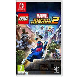 LEGO MARVEL HEROES 2 | NINTENDO SWITCH