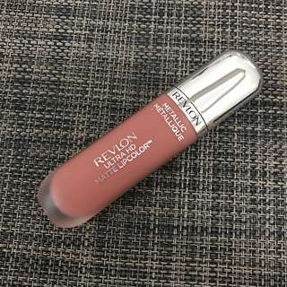 Revlon Ultra HD Metallic Matte Lipcolor