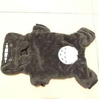 🚚 龍貓 小型狗衣服