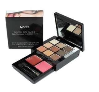 [BINB] NYX natural look kit