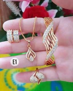 Perhiasan xuping cantik murah