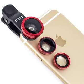 3 in 1 lens