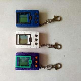 Digimon Vpet Version 1, 2 , 3
