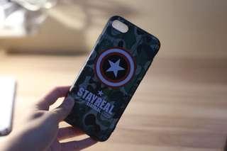 captain america iphone 7/8 case