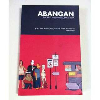 Abangan: The Best Philippine Comics (Pinoy komiks)